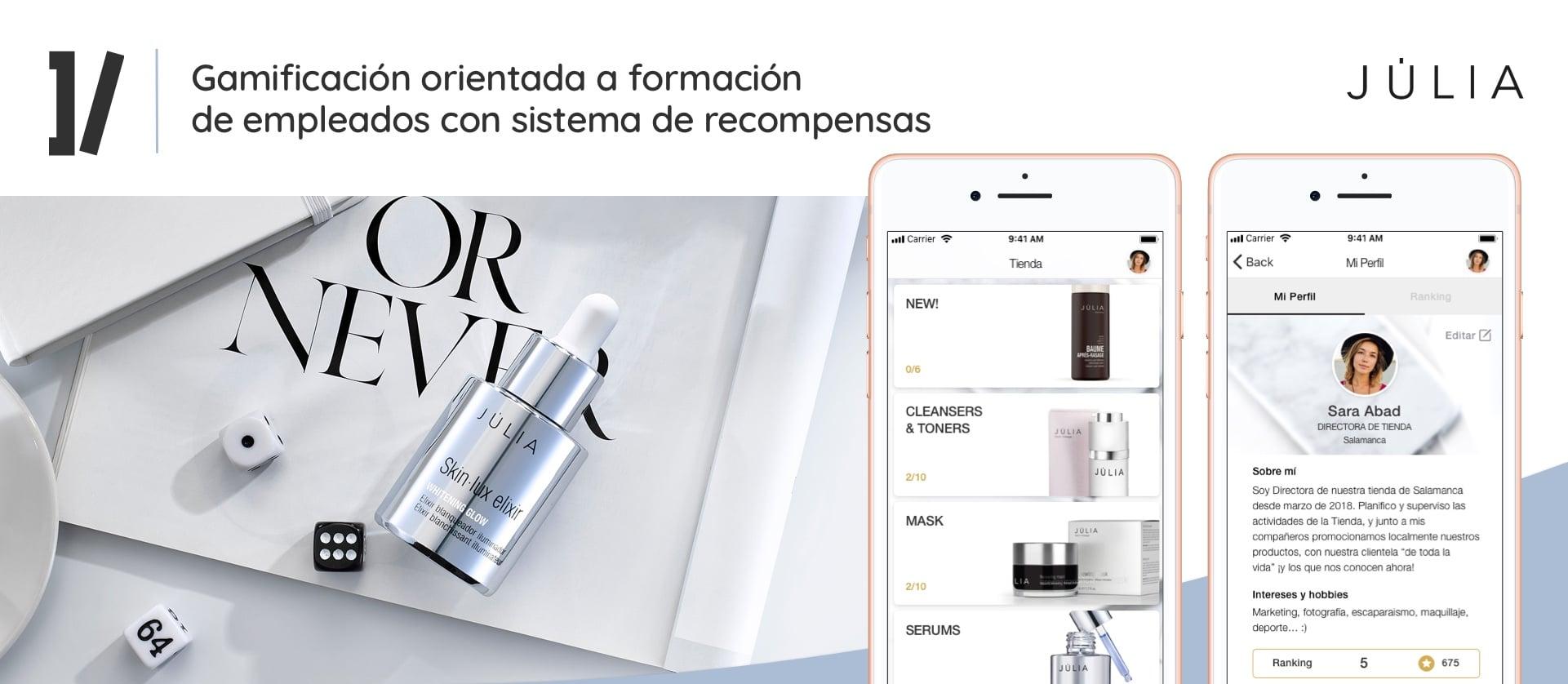 Perfumerías Julia