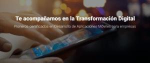 empresa desarrollo de aplicaciones madrid