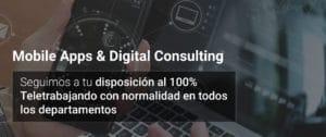 Empresa desarrollo de aplicaciones móviles