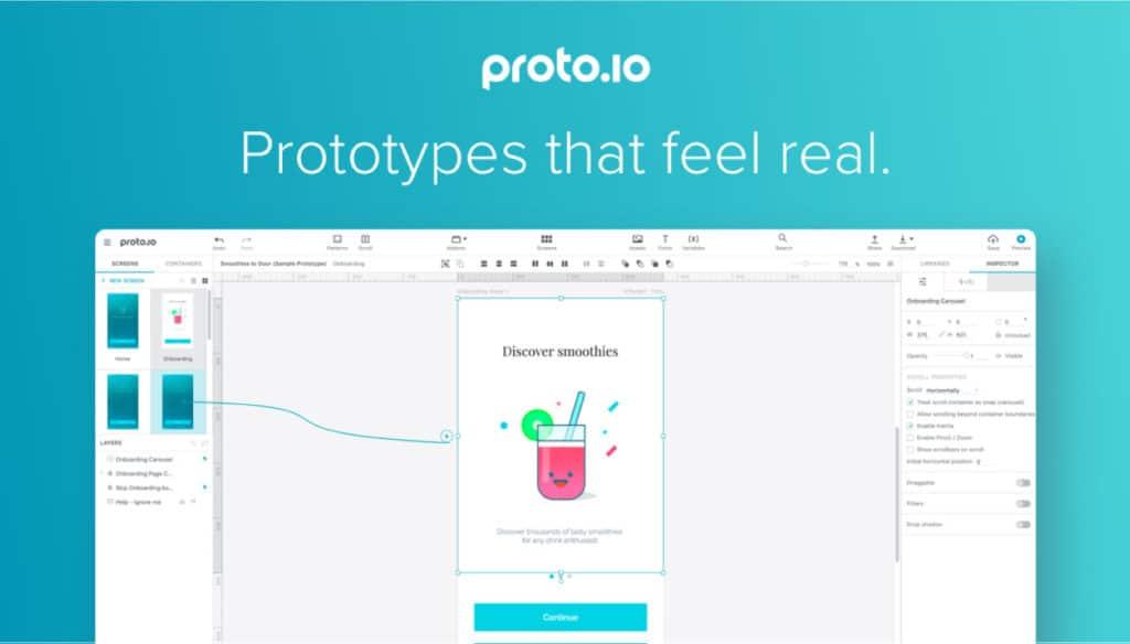 15 consejos sobre Desarrollo de Aplicaciones Proto.io