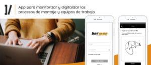 App digitalización procesos
